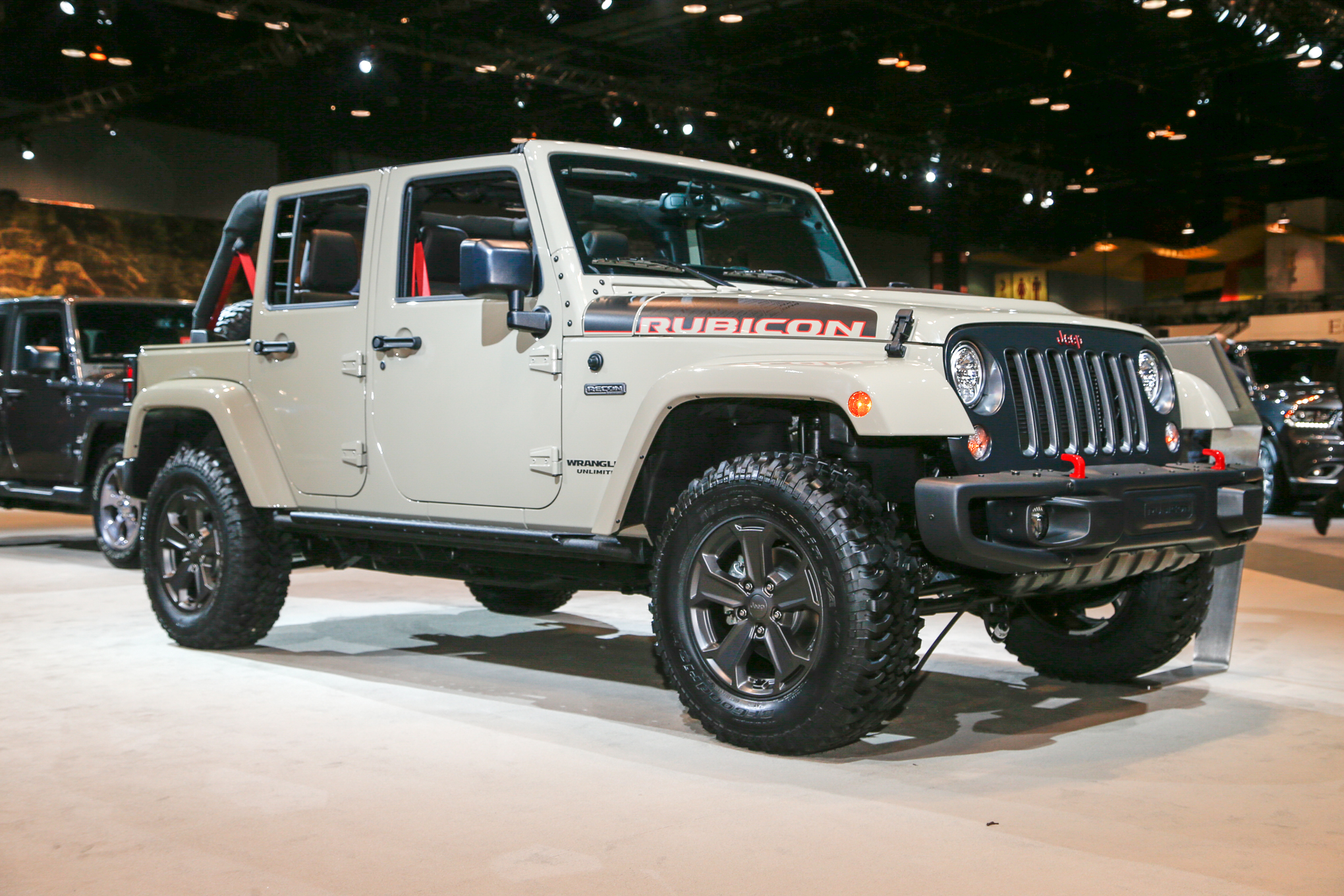 2017 jeep wrangler rubicon recon is the most off road ready jk wrangler yet automobile magazine. Black Bedroom Furniture Sets. Home Design Ideas