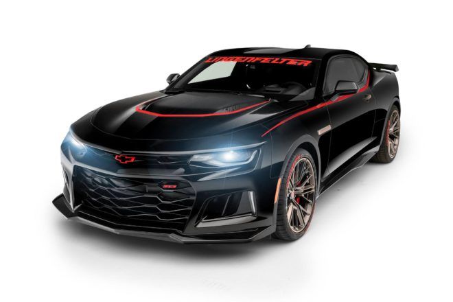 Lingenfelter Chevrolets Light Up the 2017 Chicago Auto Show ...