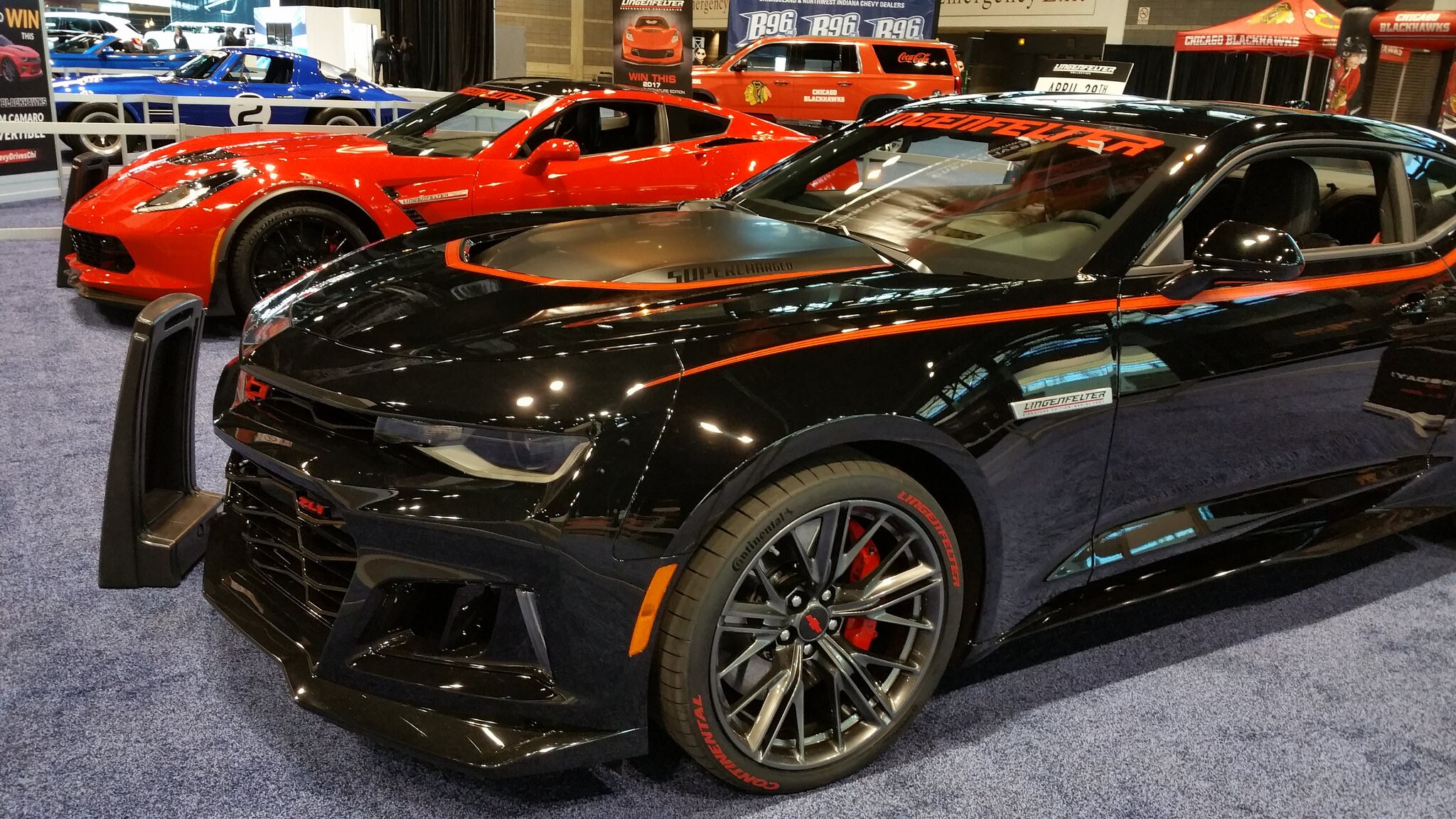 Zl1 Camaro Raffle Autos Post