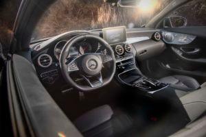 2017 Mercedes AMG C43 Coupe interior 04