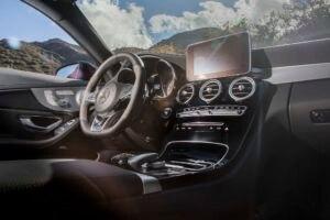 2017 Mercedes AMG C43 Coupe interior