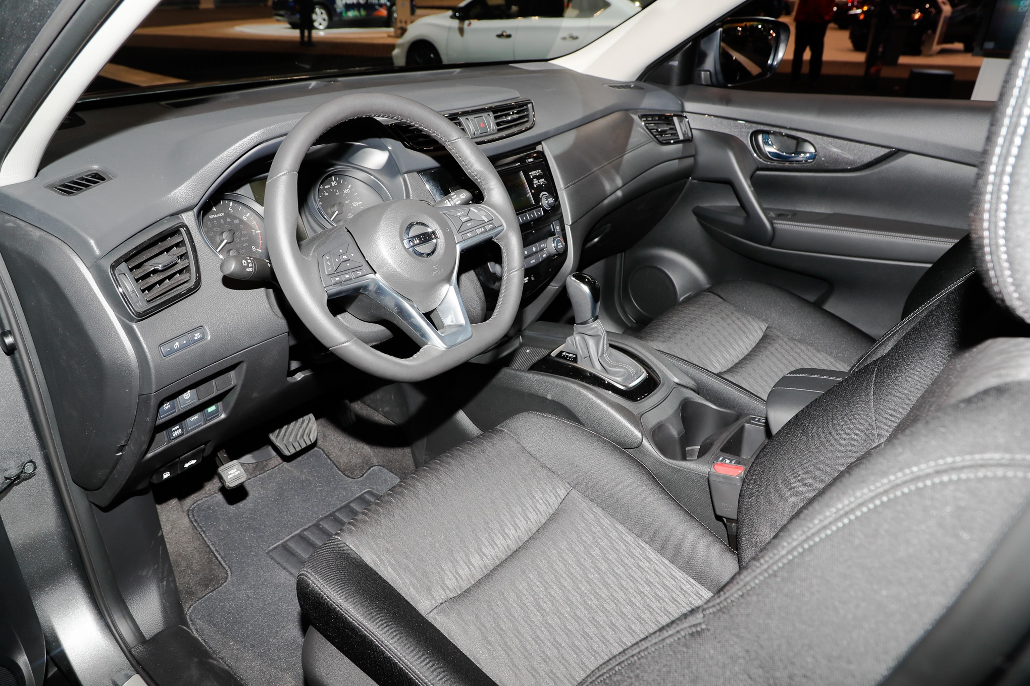 Nissan adds special midnight edition package to six models - Nissan murano 2017 interior colors ...