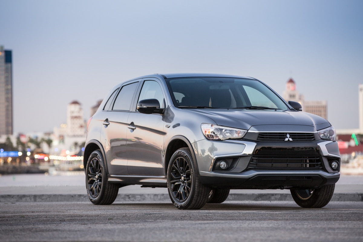 2017 Mitsubishi Outlander Sport Limited Edition Unveiled in Chicago | Automobile Magazine