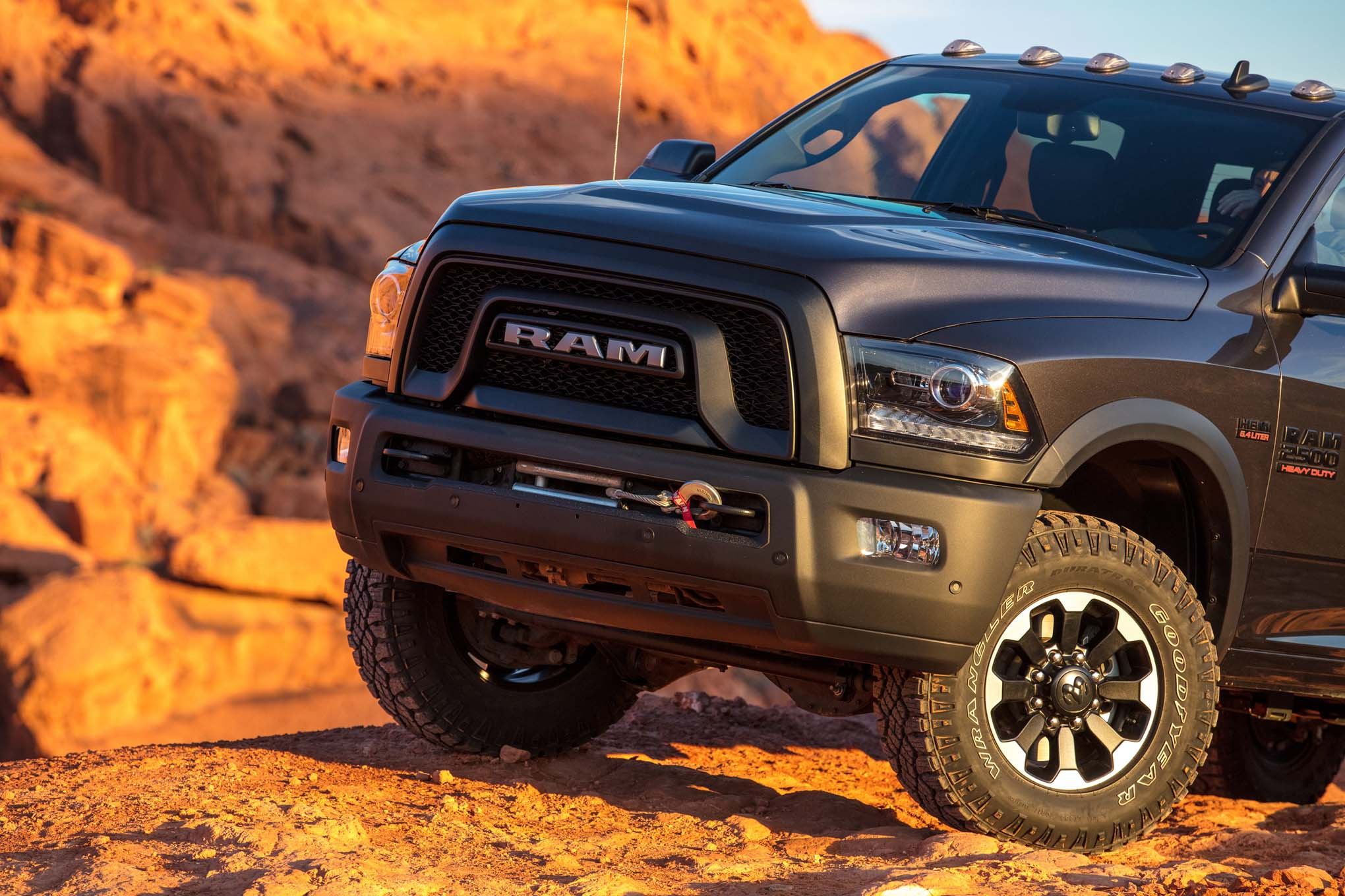 First Drive 2017 Ram Power Wagon Automobile Magazine