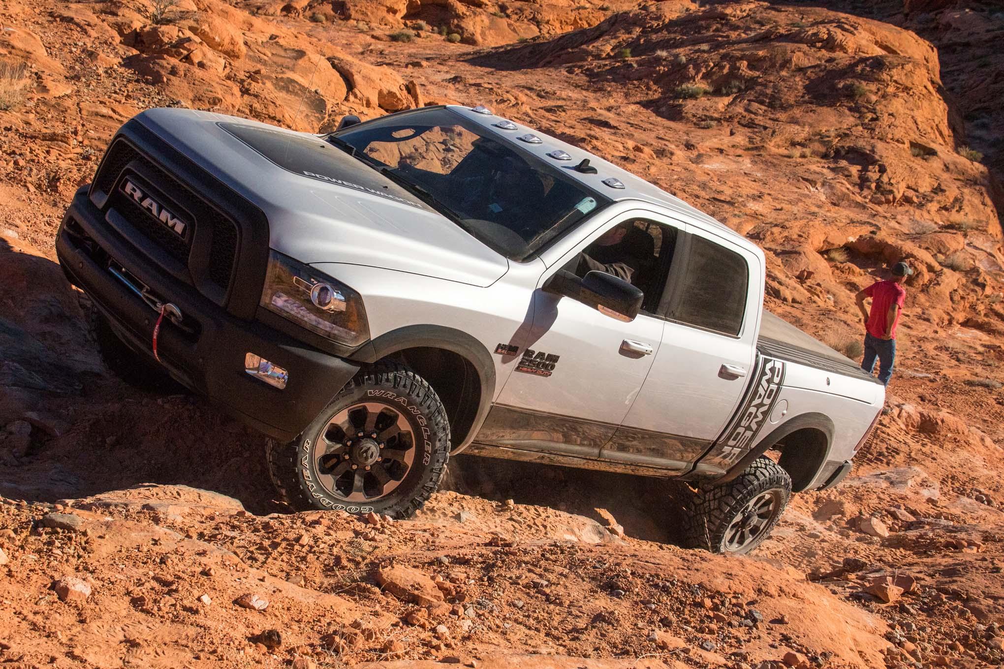 First Drive: 2017 Ram Power Wagon | Automobile Magazine