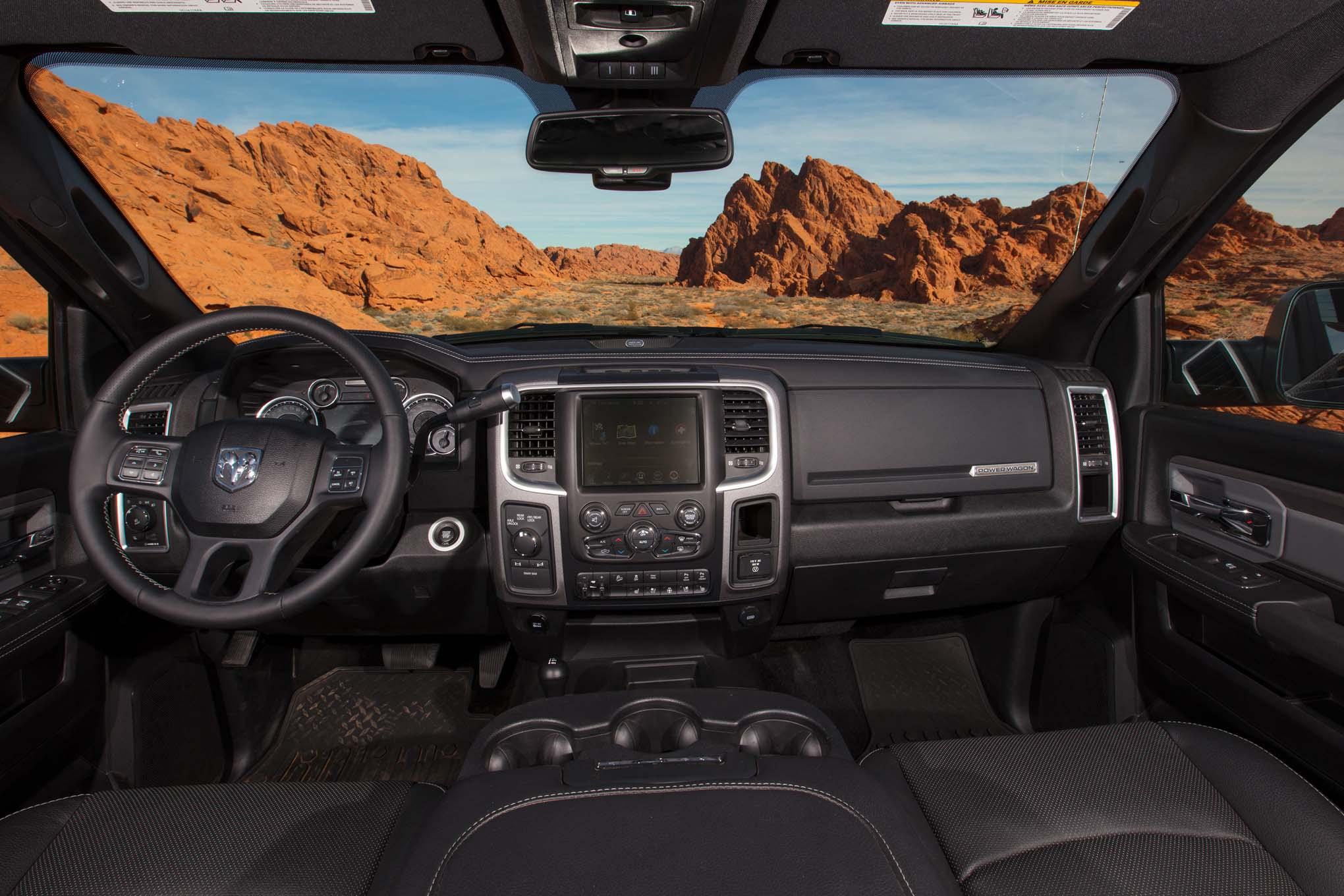 2018 dodge power wagon interior. delighful interior 455 throughout 2018 dodge power wagon interior t