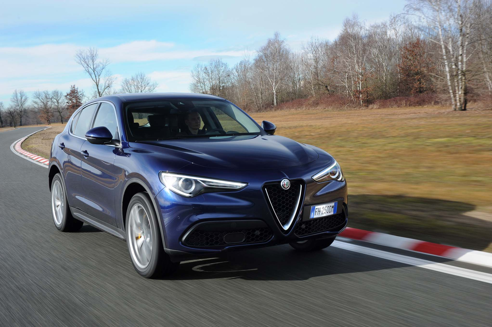 Cool 2018 Alfa Romeo Stelvio Q4 First Drive Review