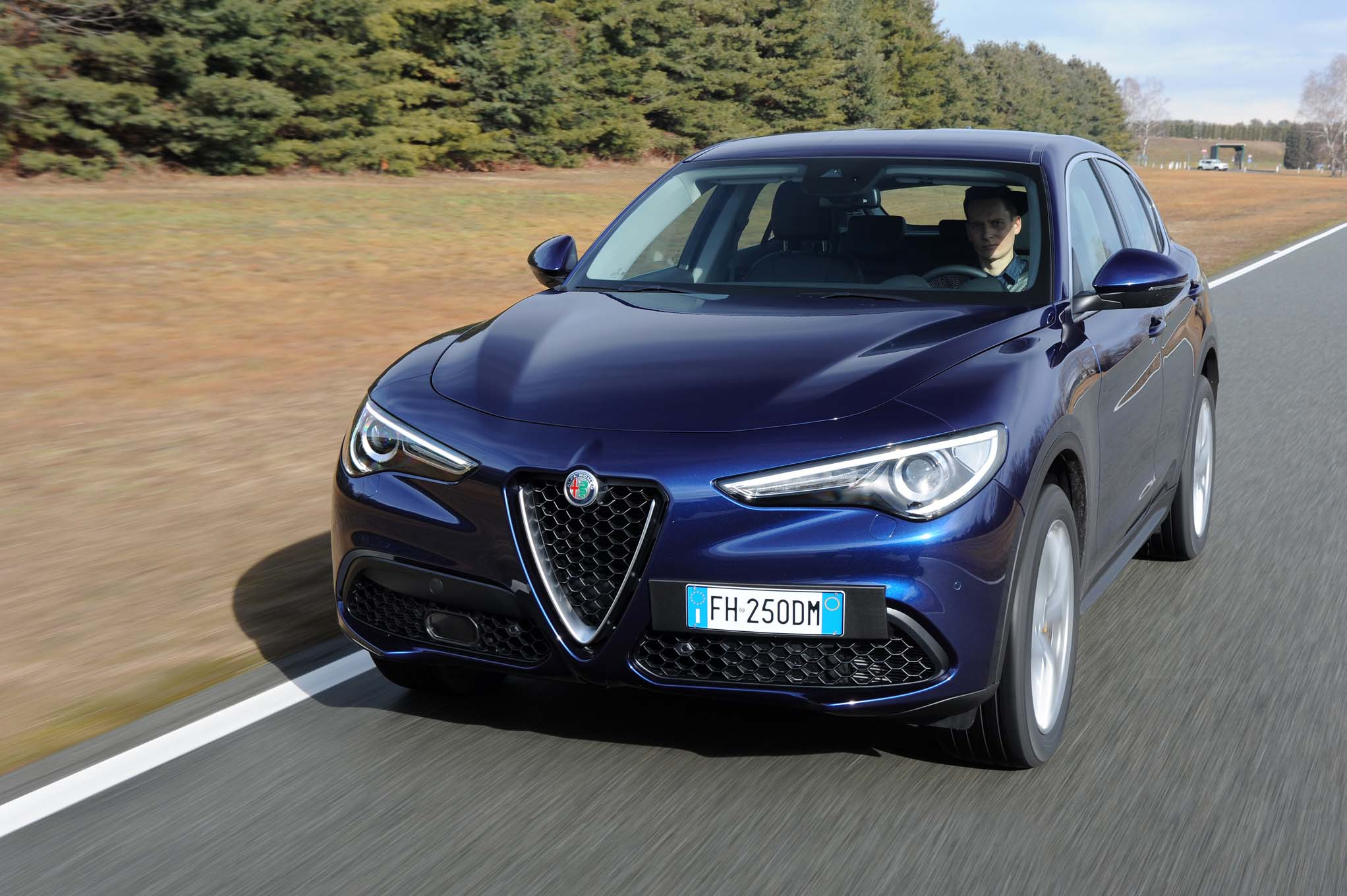 Unique 2018 Alfa Romeo Stelvio Q4 First Drive Review