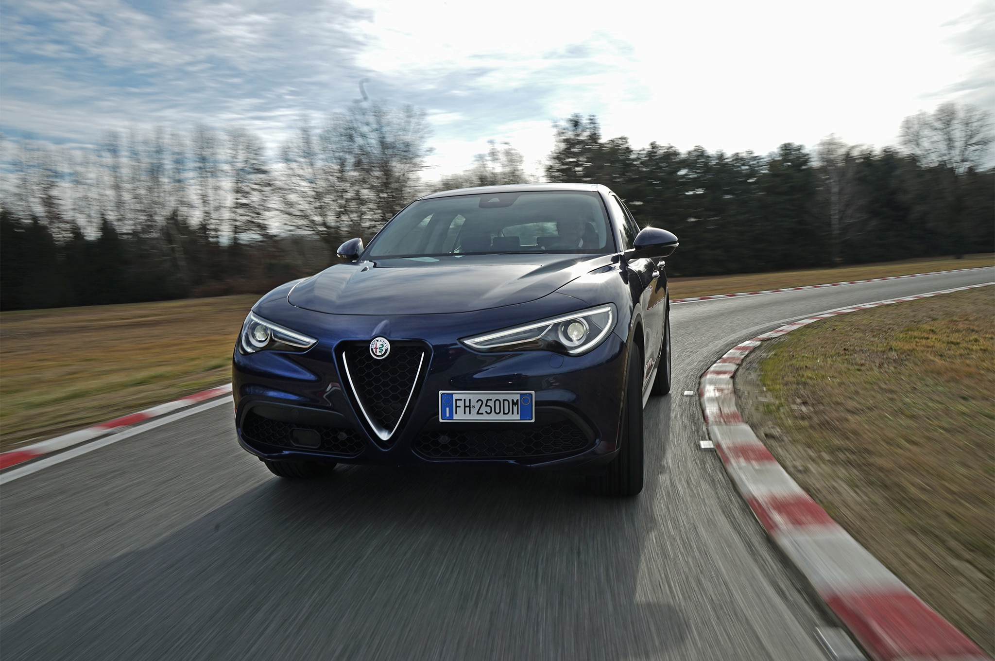 Simple 2018 Alfa Romeo Stelvio Q4 First Drive Review