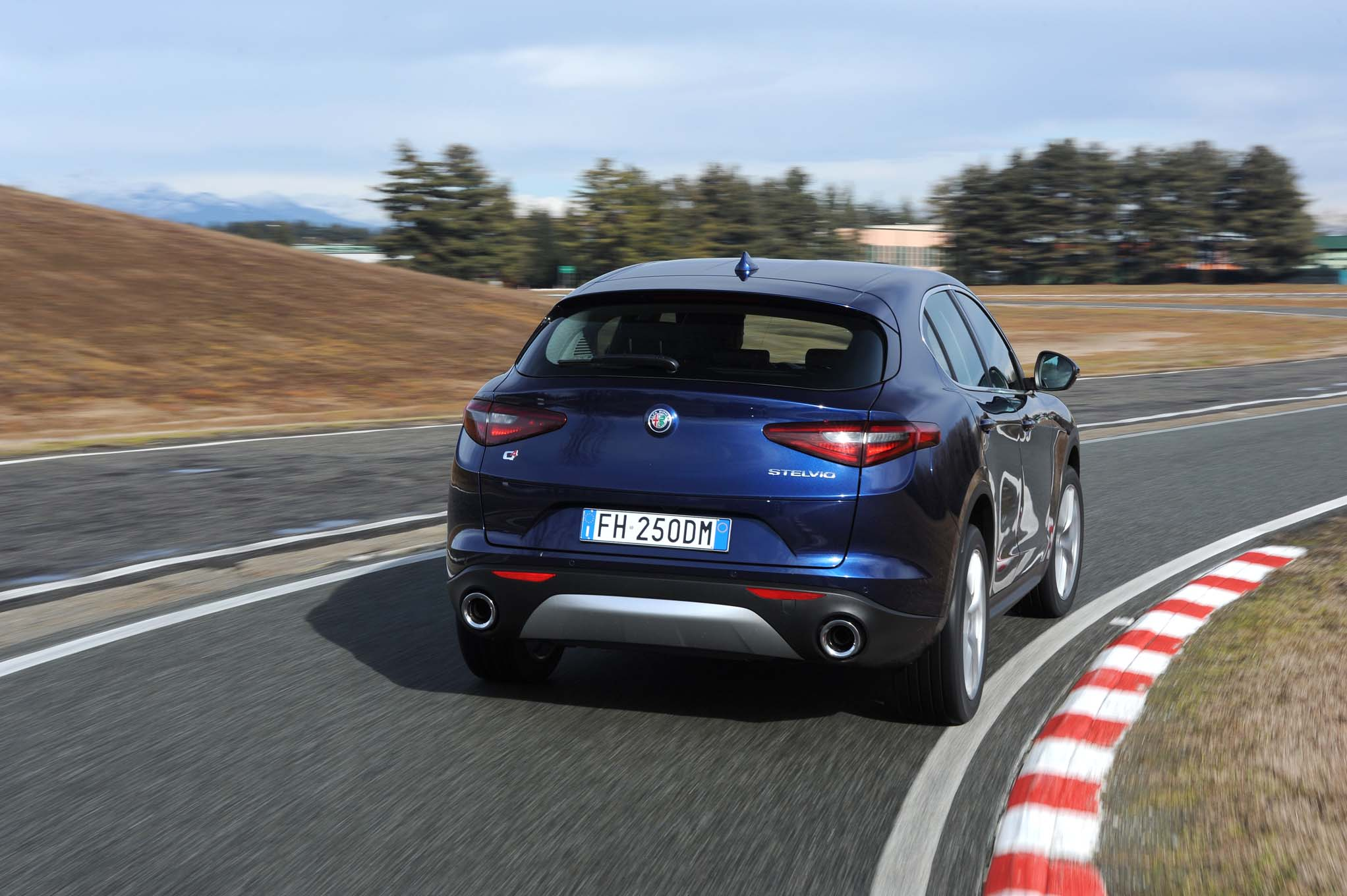 Beautiful 2018 Alfa Romeo Stelvio Q4 First Drive Review