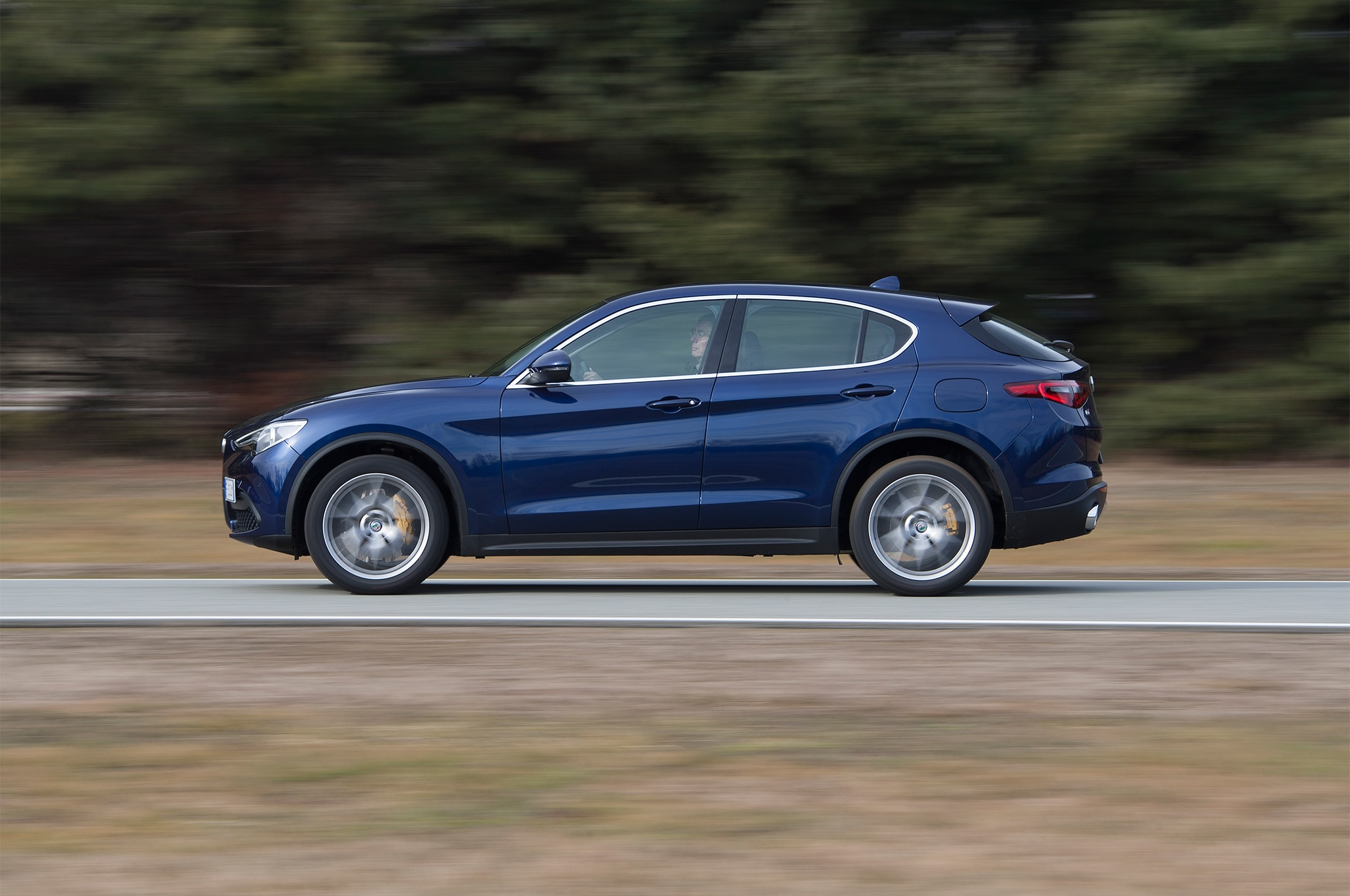 New 2018 Alfa Romeo Stelvio Q4 First Drive Review