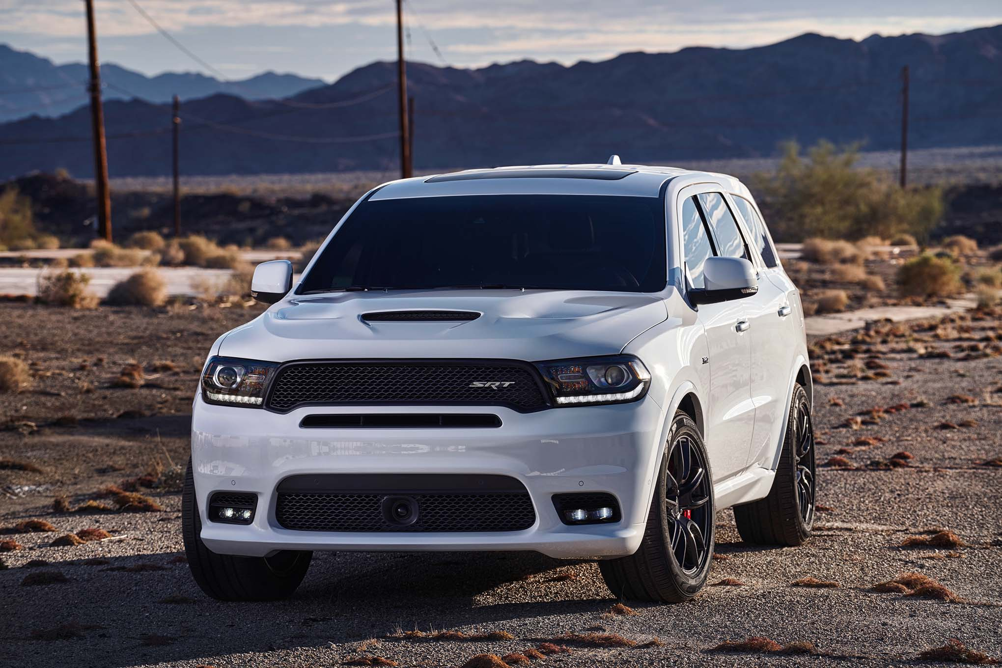 Ram Srt 10 >> 2018 Dodge Durango SRT First Look | Automobile Magazine