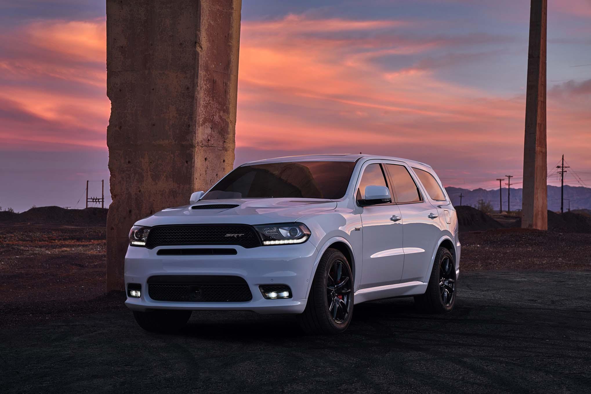 2018 Dodge Durango SRT First Look