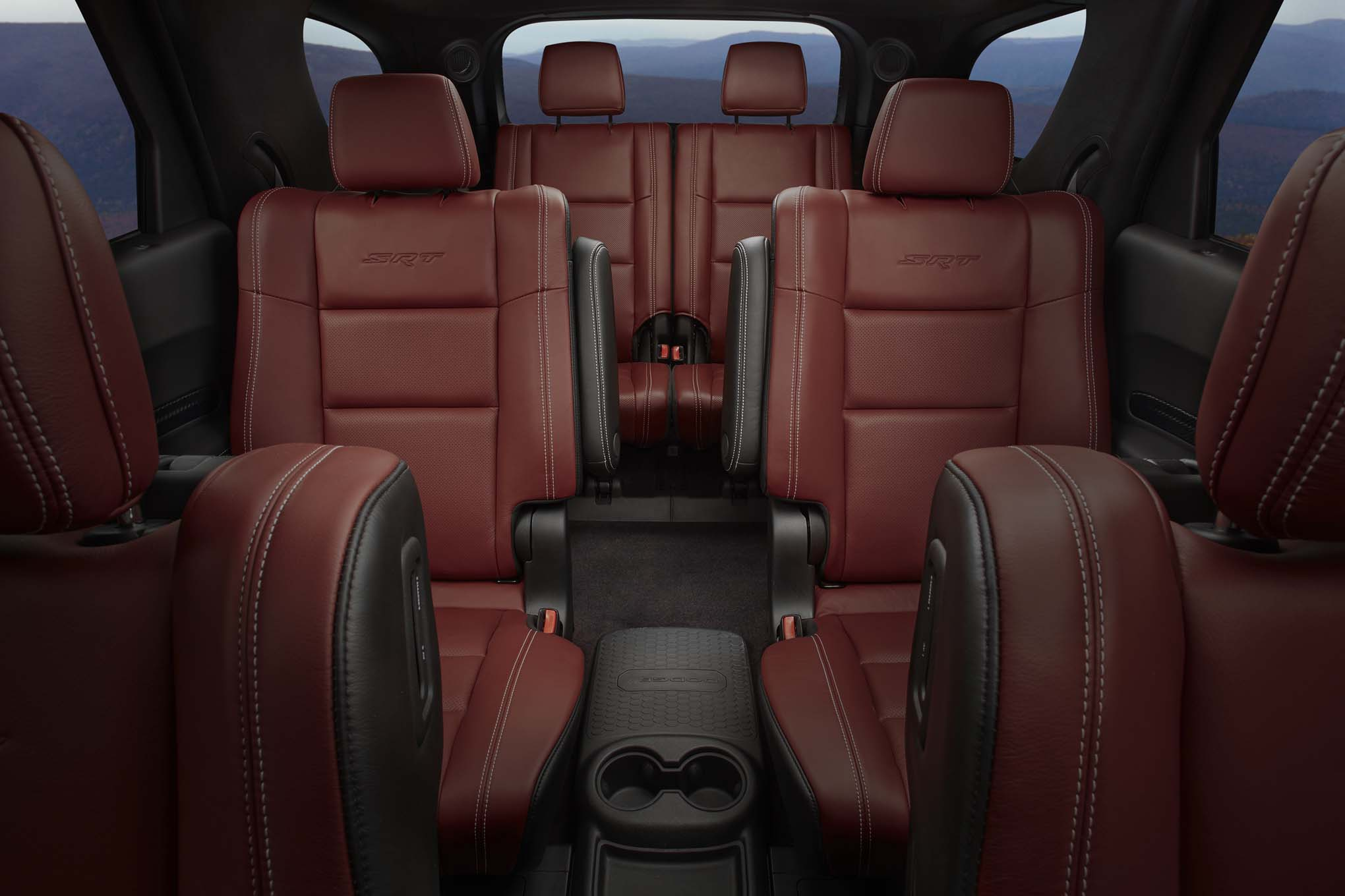 interior watch youtube dodge durango