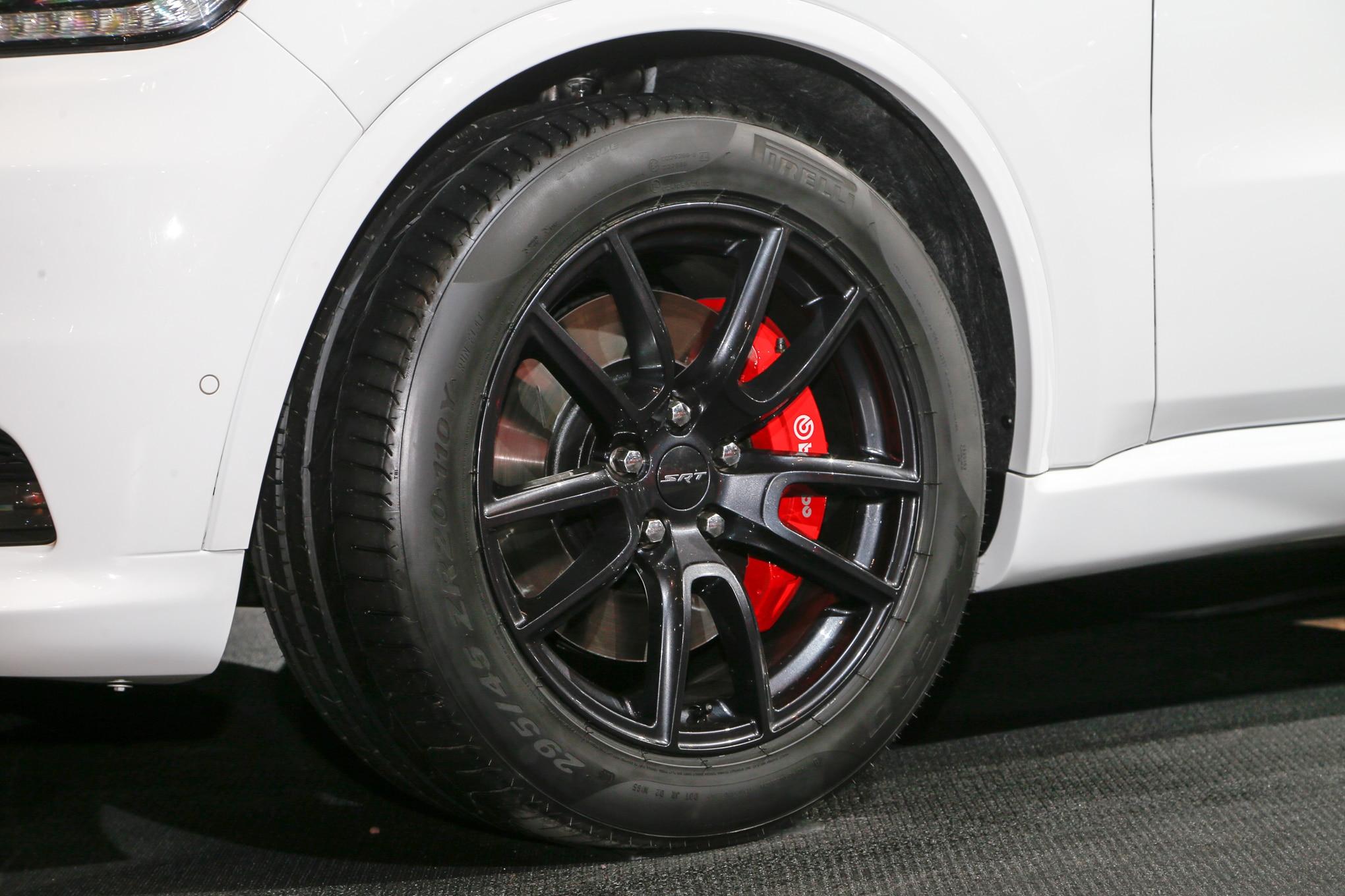 2018 Dodge Durango SRT First Look | Automobile Magazine
