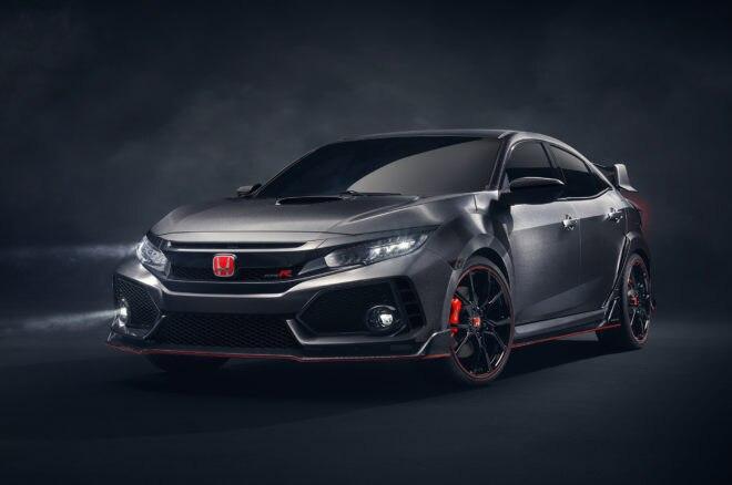 Honda Civic Type R Production Model Will Debut At Geneva Motor Show