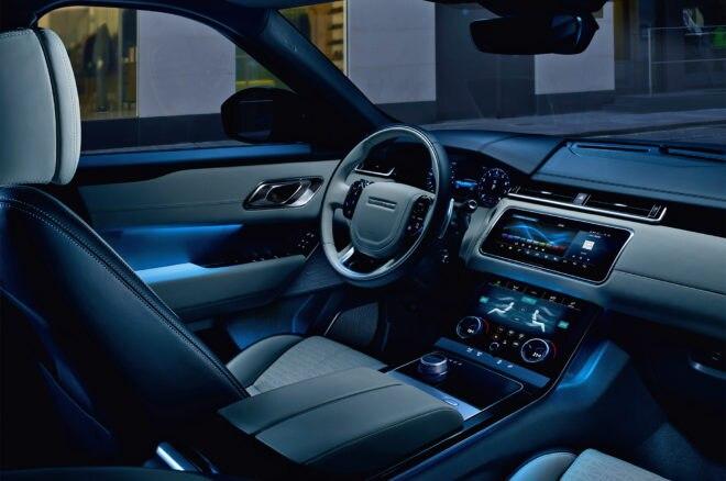 2018 Land Rover Range Rover Velar interior color