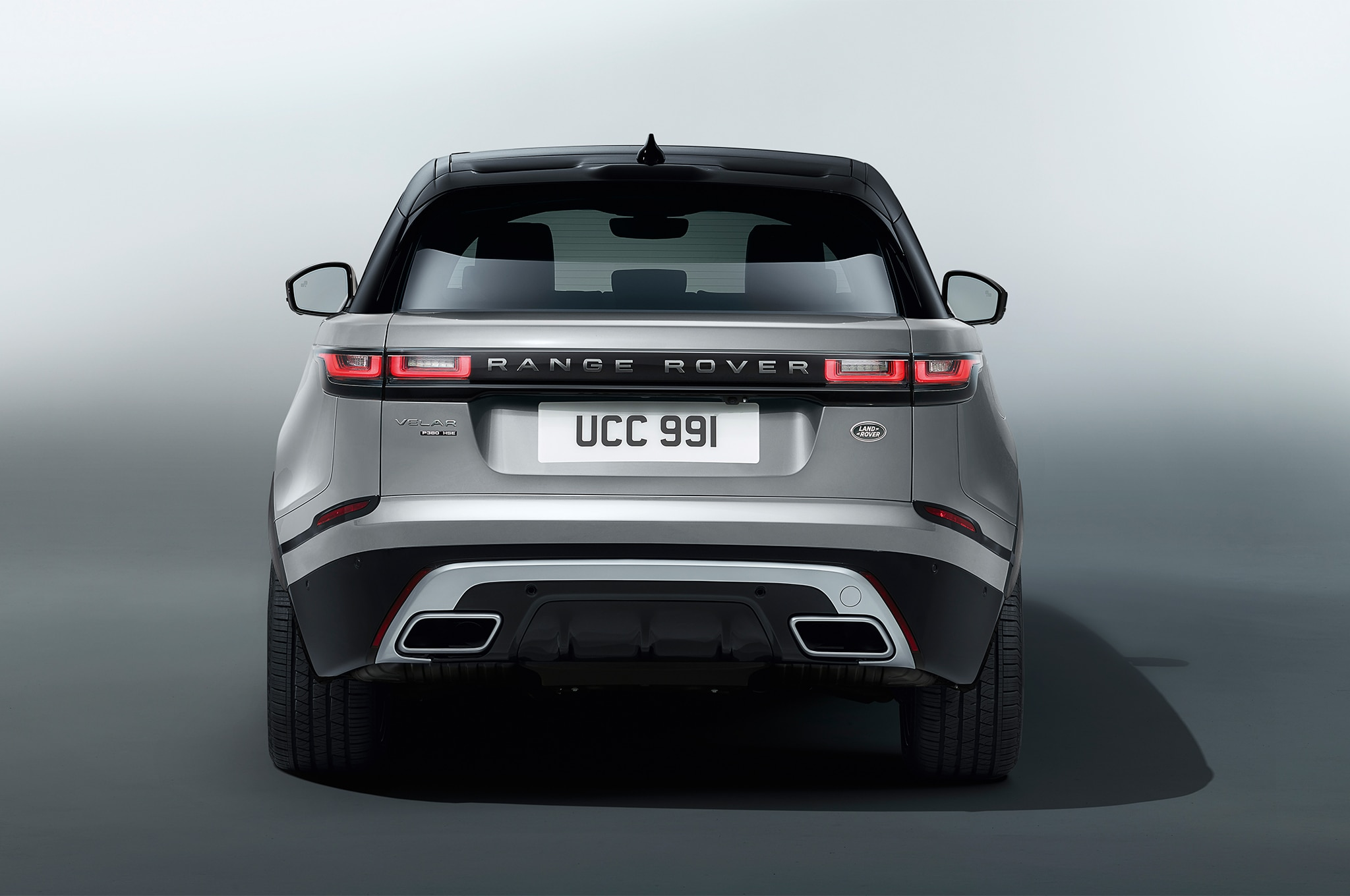 2018 Land Rover Range Rover Velar Rear End