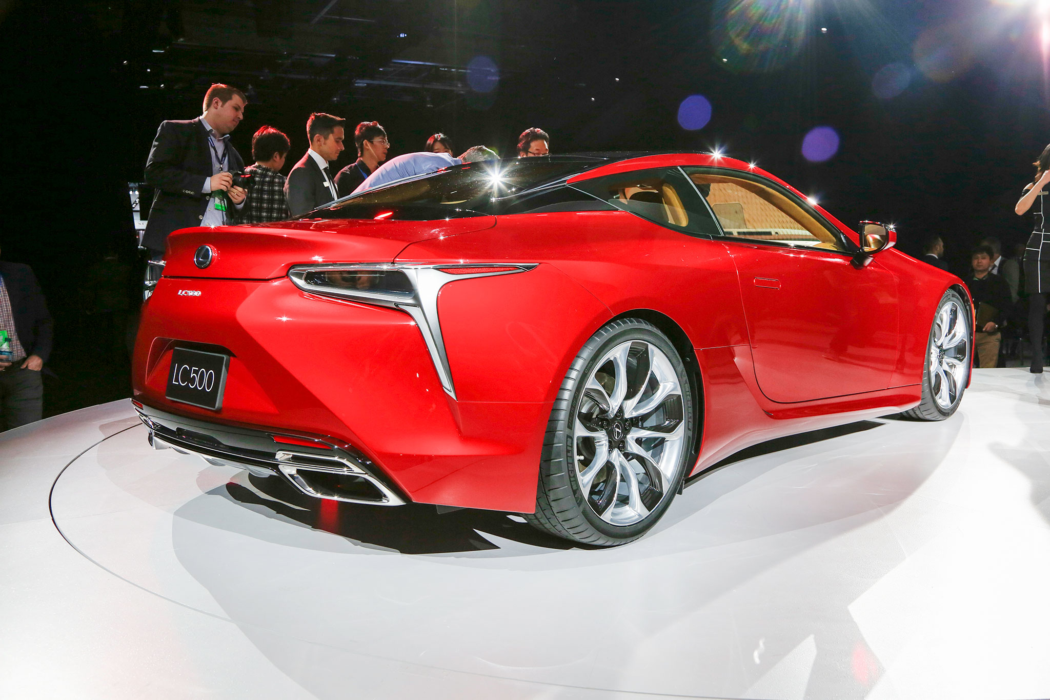"Toyota Applies For ""Lexus LC F"" Trademark In Europe"