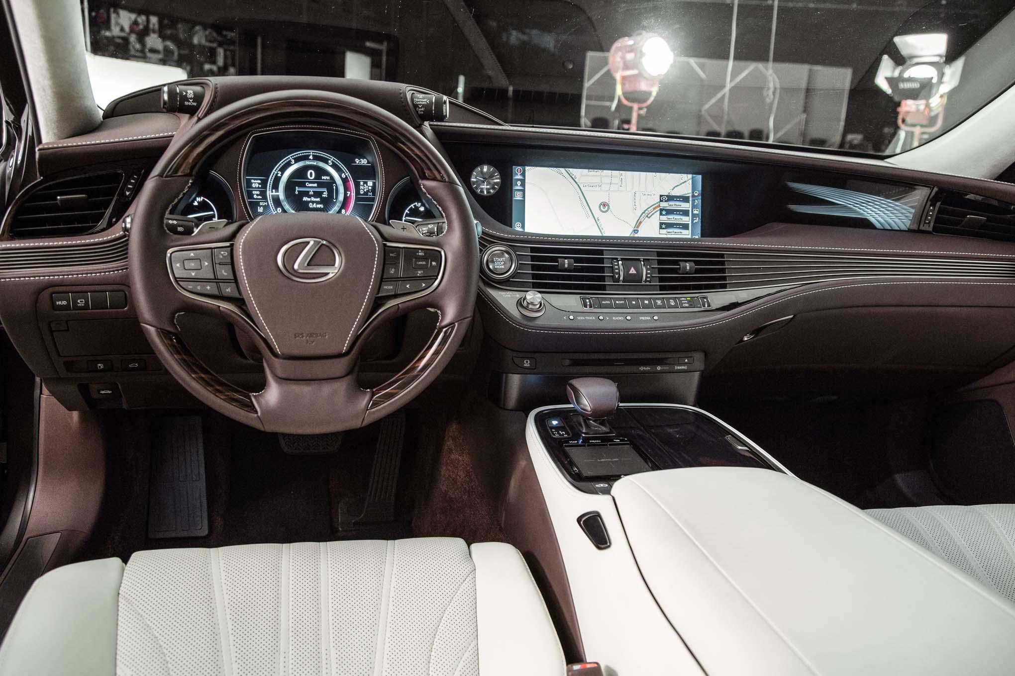 2018 Lexus Ls Kelly Pleskot