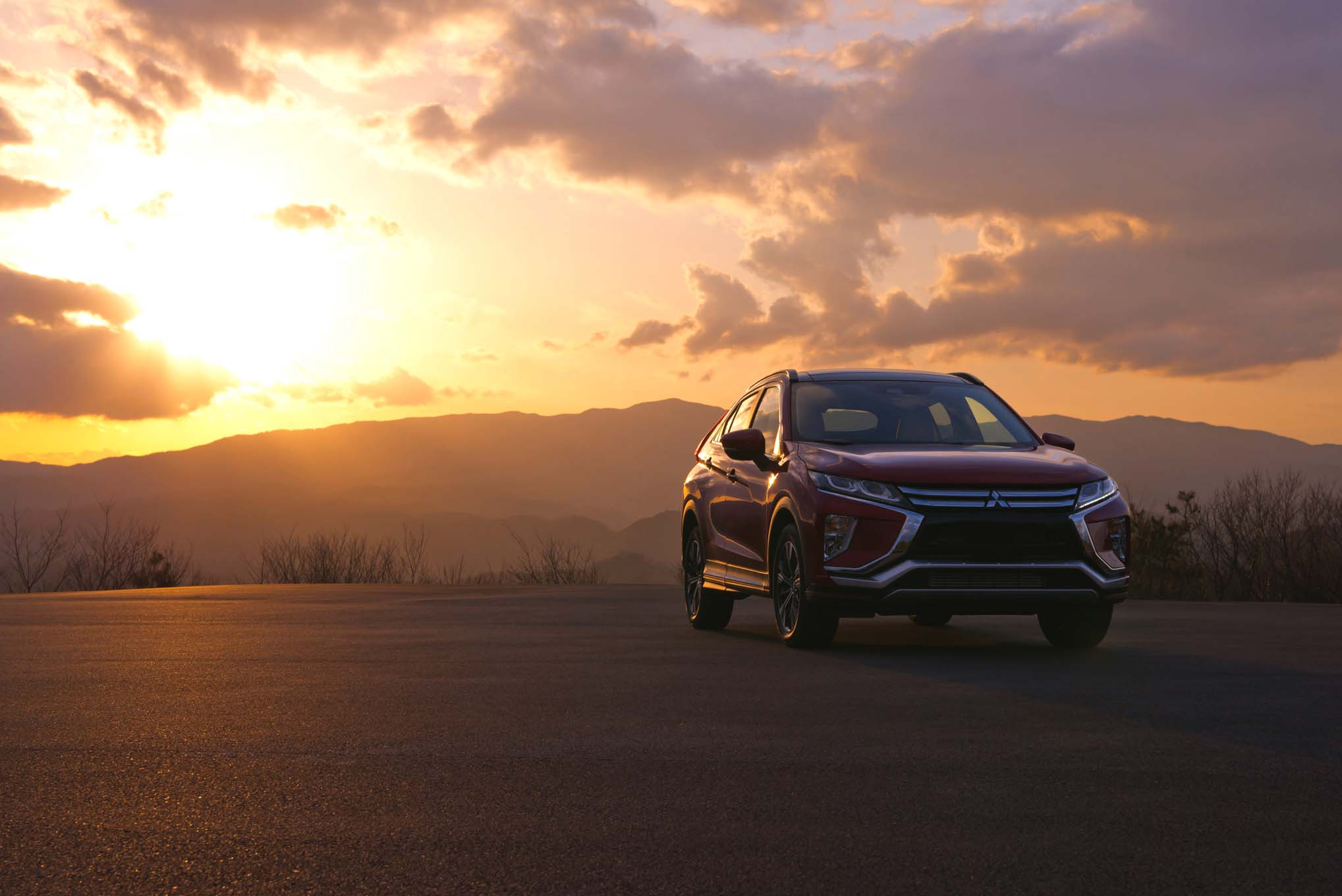 2018 Mitsubishi Eclipse Cross Front End 02 1