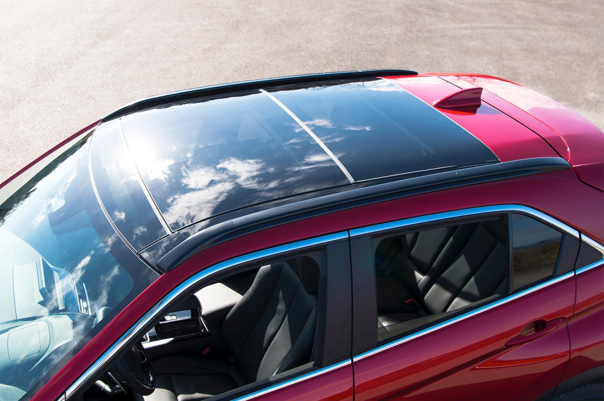 2018 Mitsubishi Eclipse Cross Sunroof 2