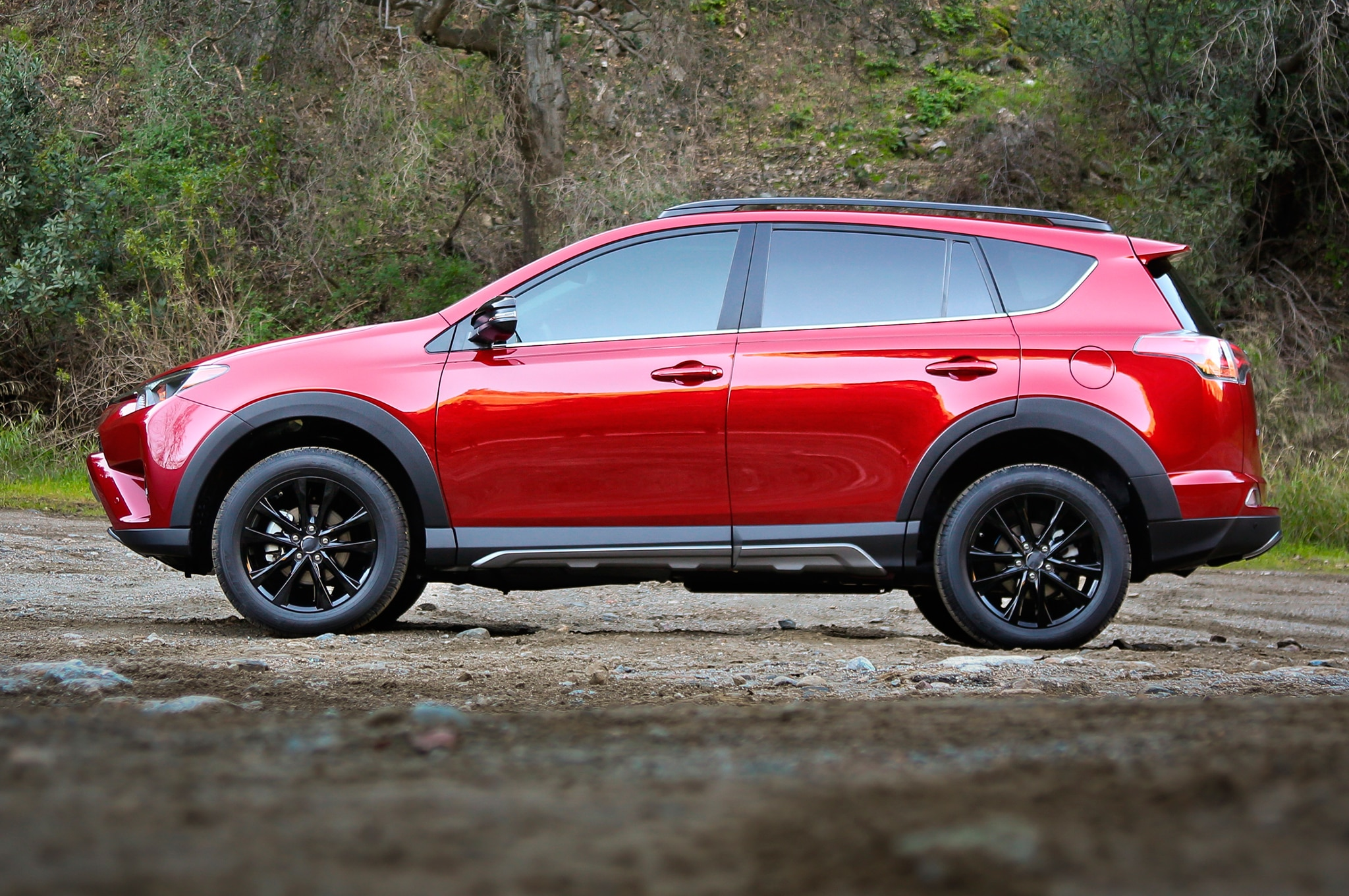 Toyota Sequoia and Tundra TRD Sport, RAV4 Adventure Join Lineup for 2018   Automobile Magazine