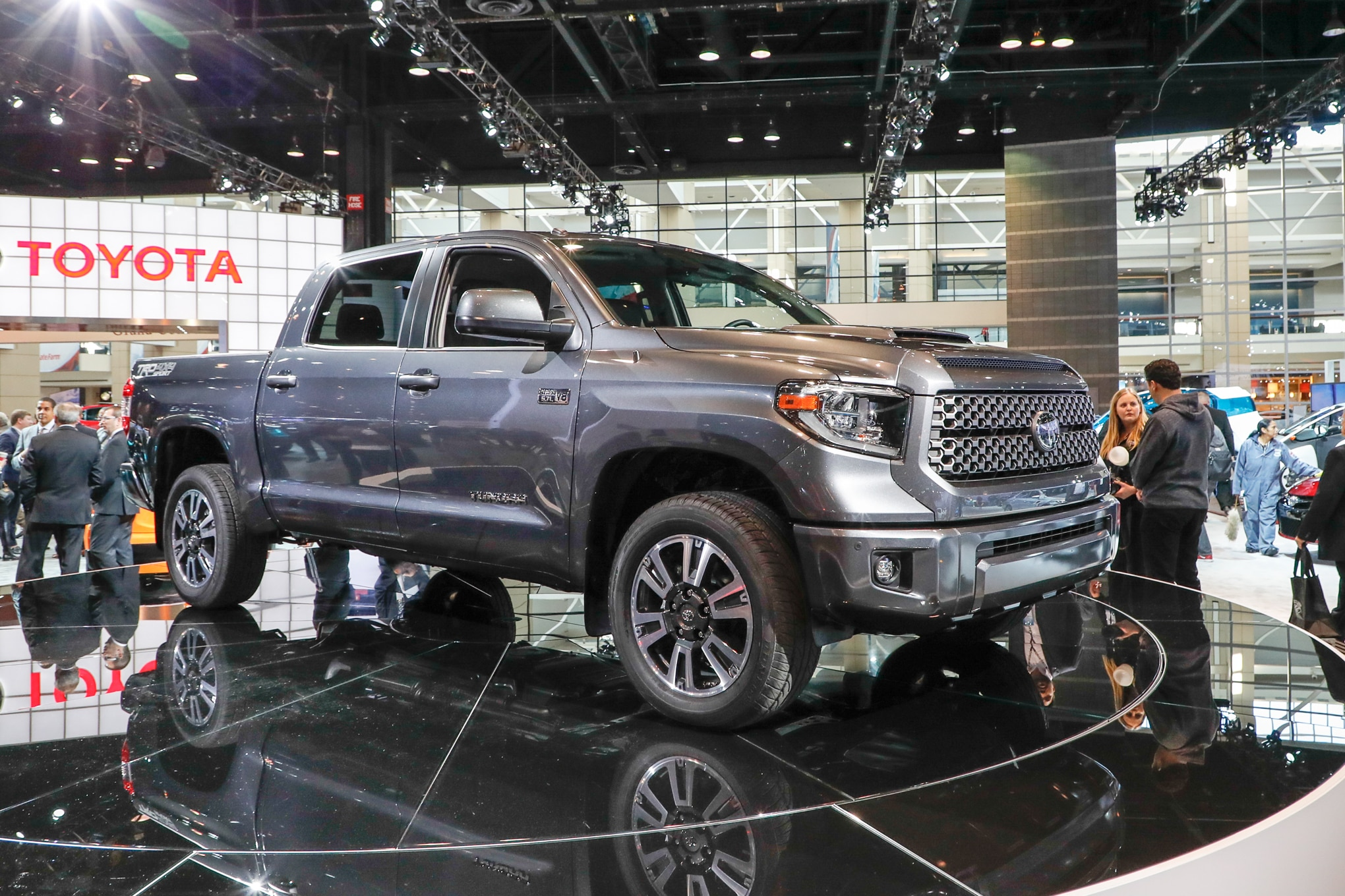 toyota sequoia and tundra trd sport rav4 adventure join lineup for 2018 automobile magazine. Black Bedroom Furniture Sets. Home Design Ideas