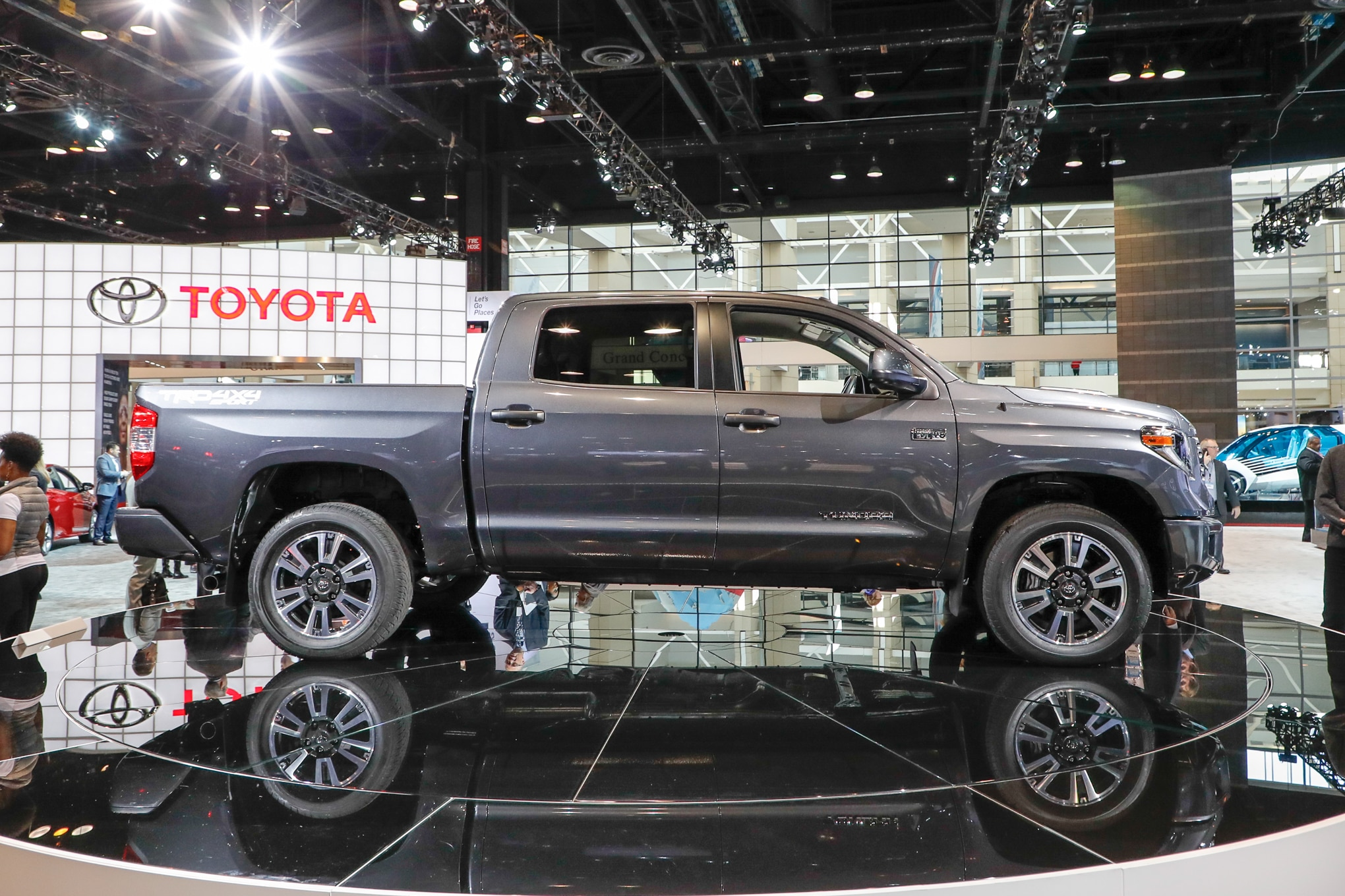 Toyota Sequoia and Tundra TRD Sport, RAV4 Adventure Join Lineup for ...