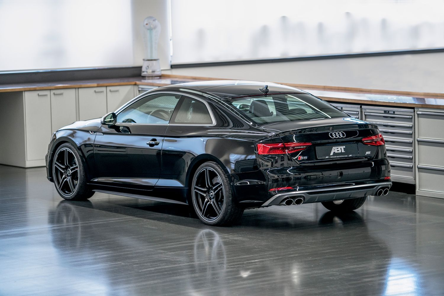 Abt Sportsline Brings 20 More Dynamism To 2018 Audi S5