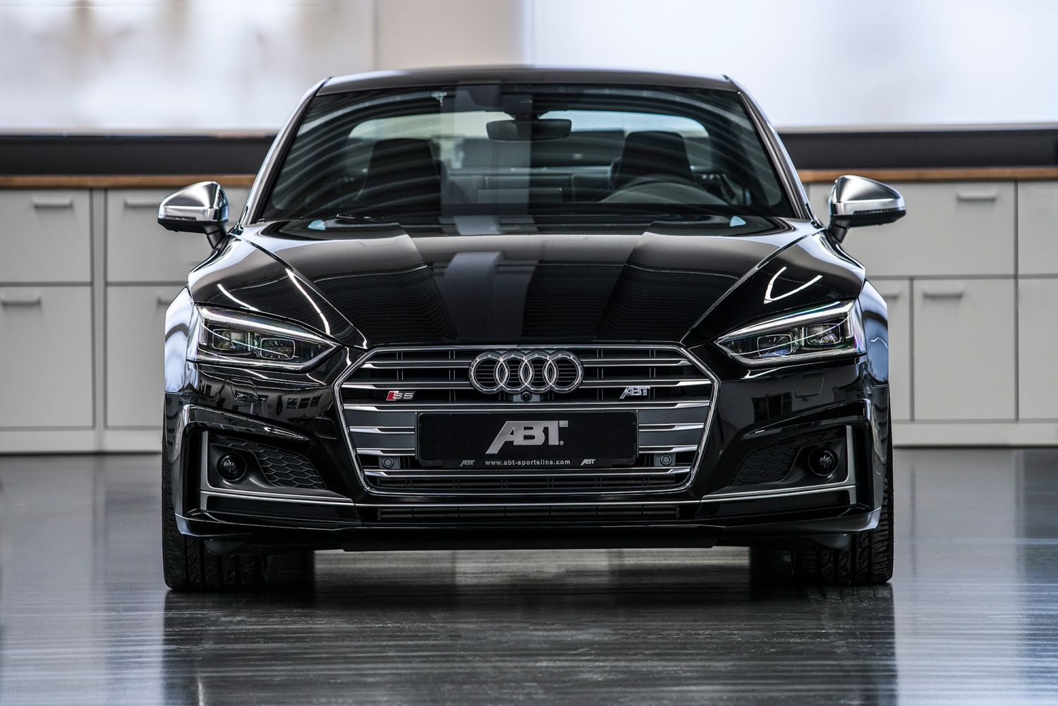 ABT Sportsline Brings 20% More Dynamism to 2018 Audi S5 ...