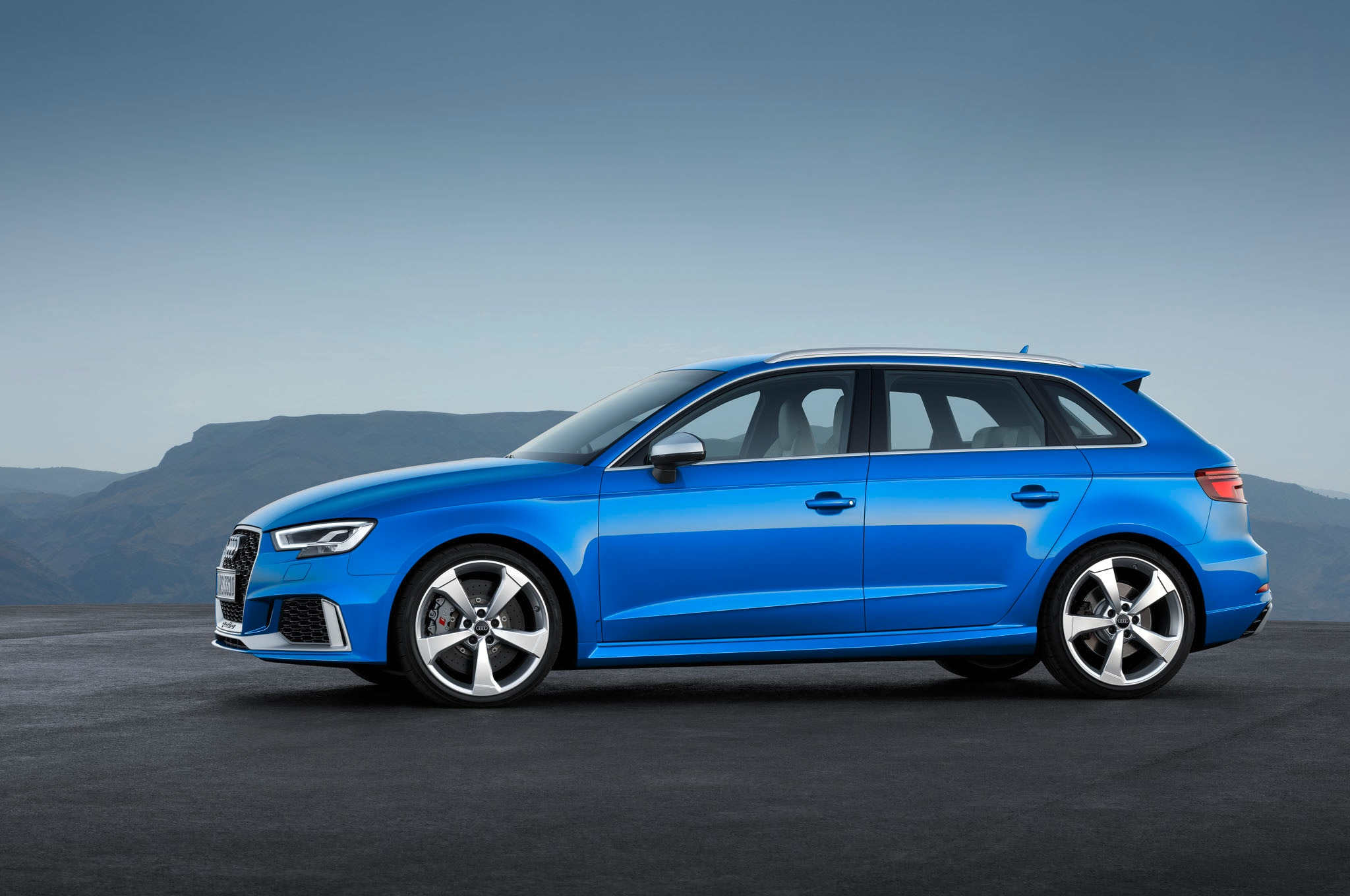 400-hp Audi RS 3 Sportback Bound for Geneva | Automobile ...