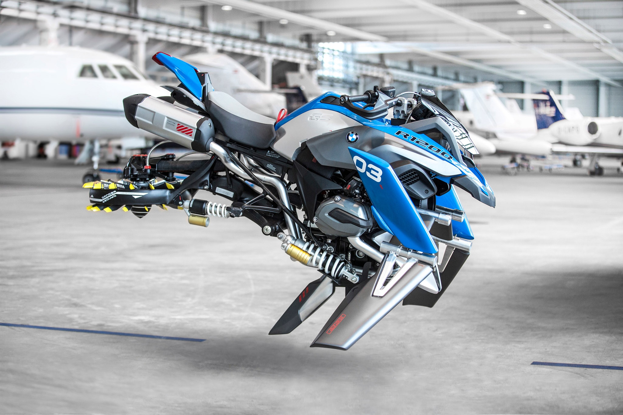 bmw hover ridebmw motorrad and lego technic | automobile magazine