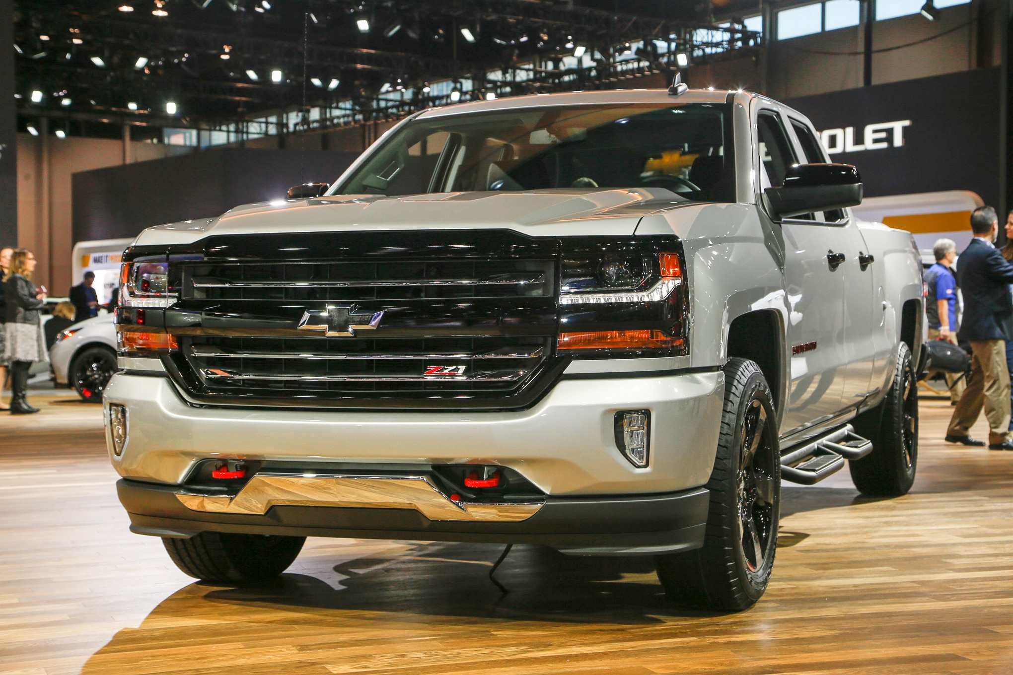 Black Chevy Silverado Bowtie Chevrolet Adds Redline Edition to 13 Vehicles   Automobile Magazine