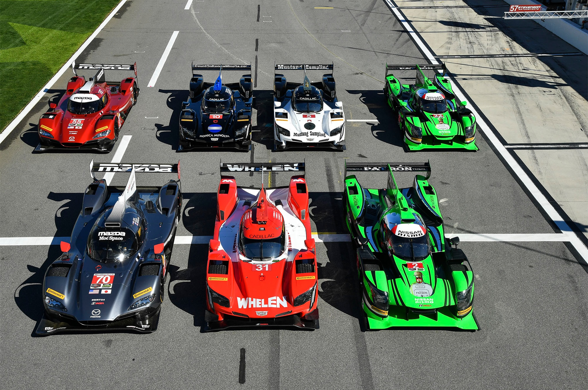 Power Play How Imsa S Game Plan Has Fia Wec On The Backfoot