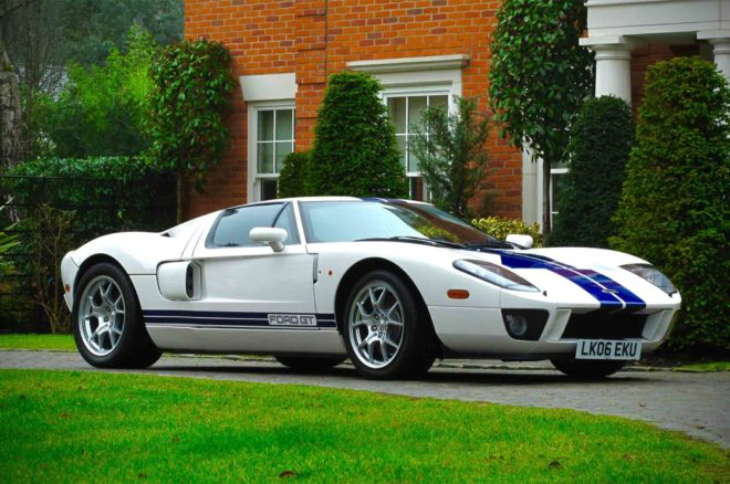 Jenson Button Ford GT Front Three Quarter 1 660x438