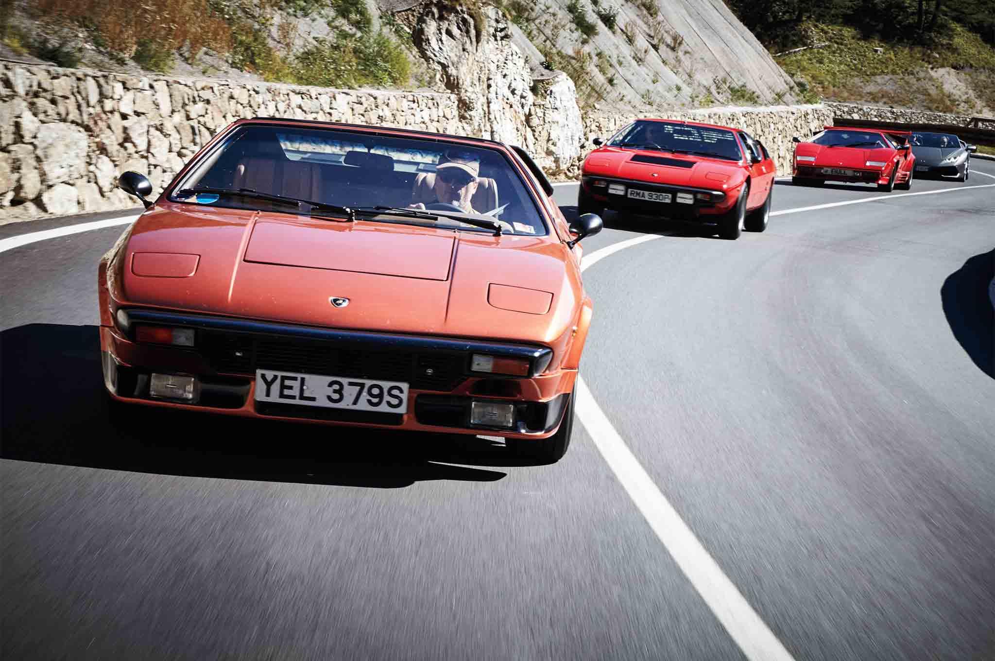 Lamborghini European Road Trip 04