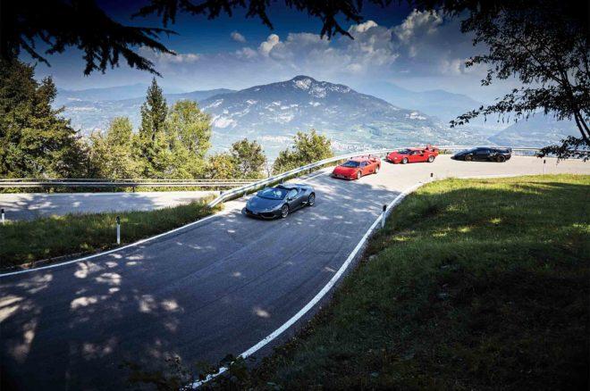 Lamborghini European Road Trip 09