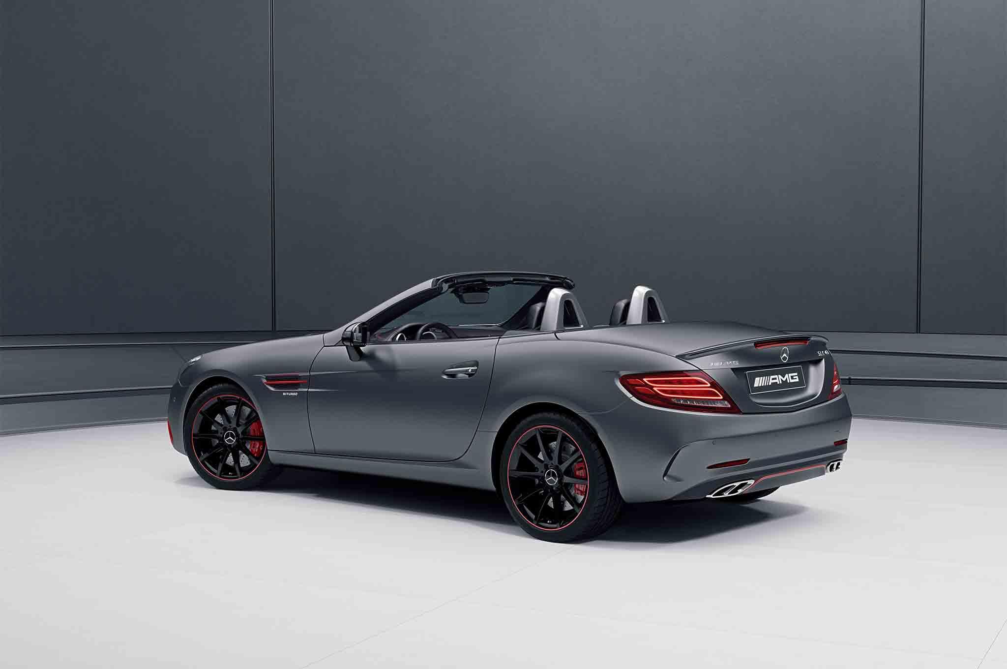 2015 polaris slingshot adds limited edition model for Mercedes benz slingshot