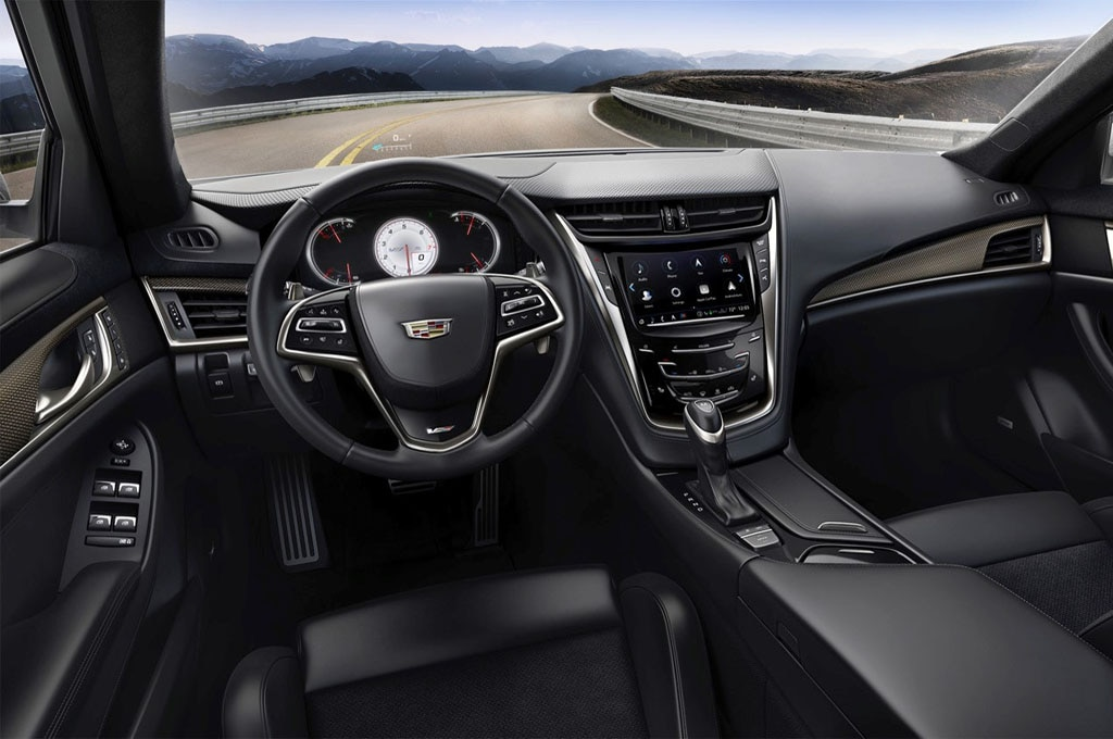 Next-Gen Cadillac CUE Receives Cloud-Based Features ...