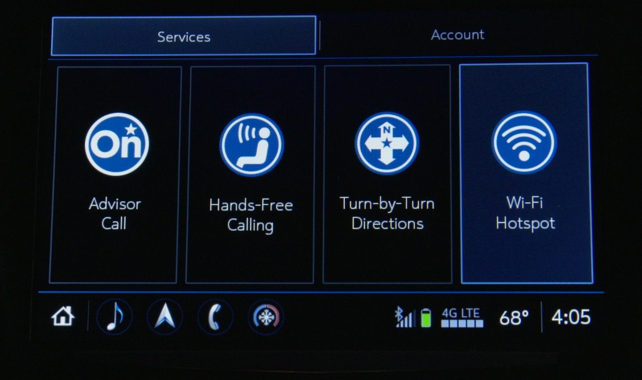 Next Gen Cadillac CUE Receives Cloud Based Features