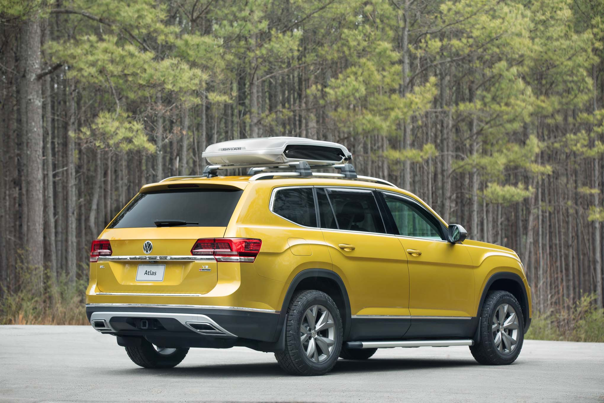 2018 Volkswagen Atlas Weekend Edition Concept Is Ready To
