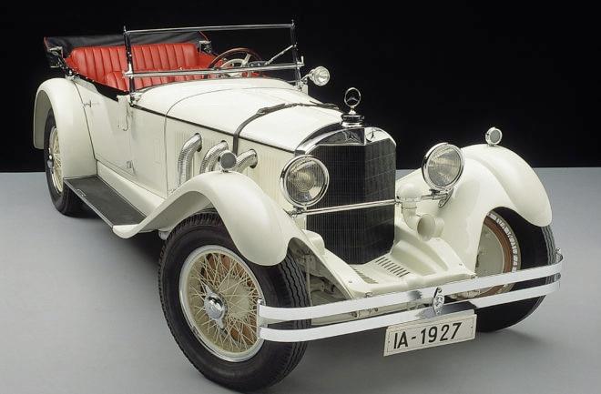 1927Mercedes Benz type 680 model S 1