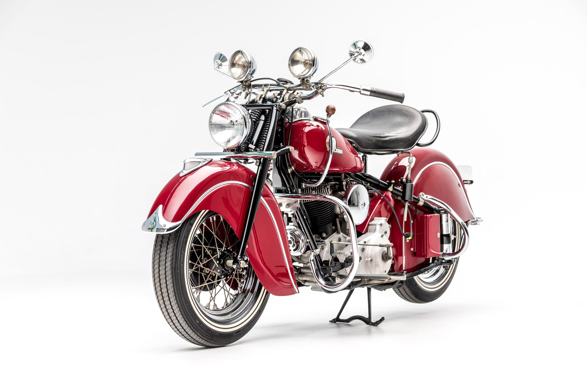 Harley-Davidson versus Indian Exhibit at the Petersen ...