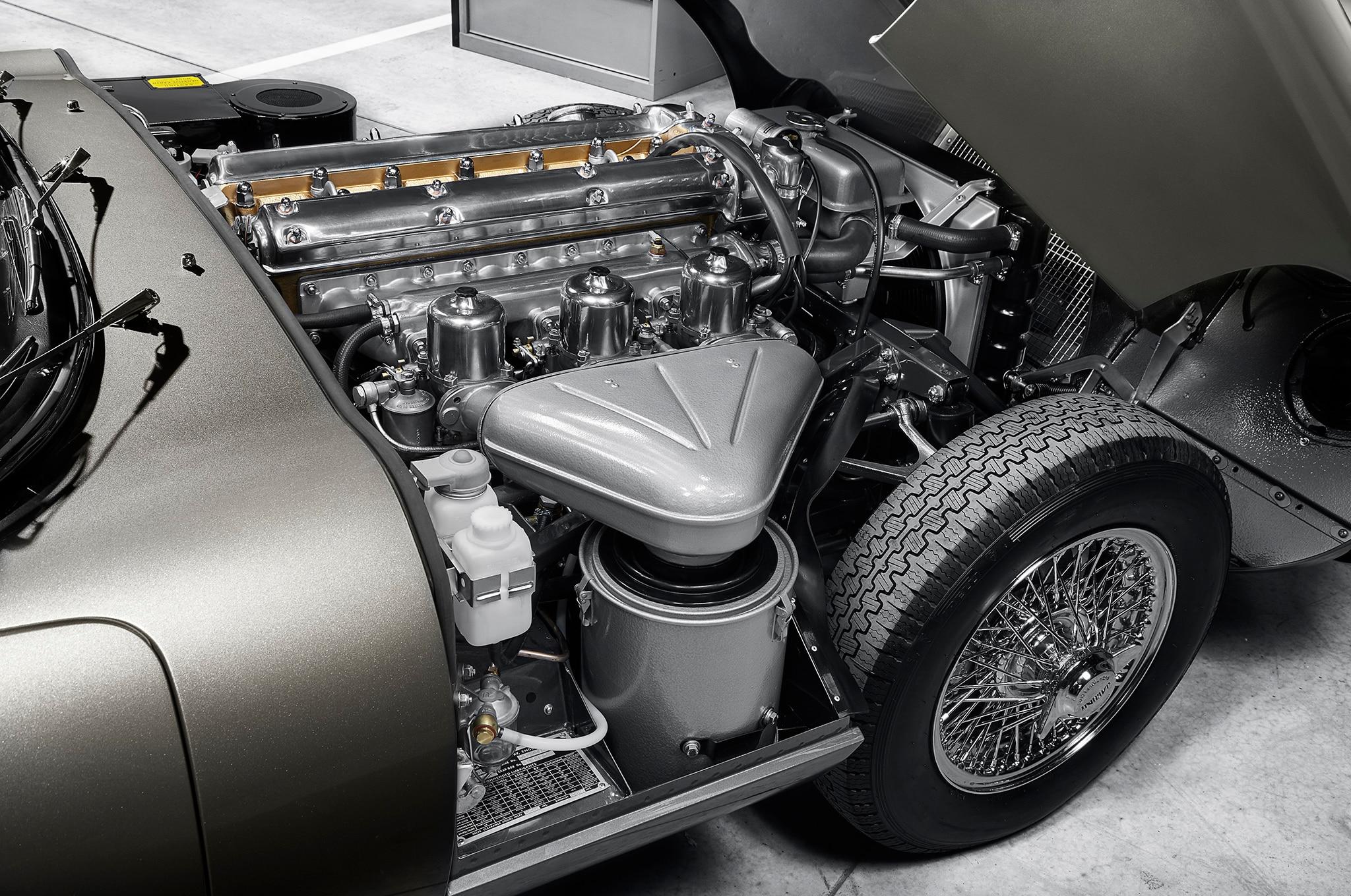 Jaguar Classic Will Restore Ten Series I E-Types to Factory Spec ...
