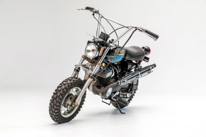 1975 Harley Davidson X90 mini bike
