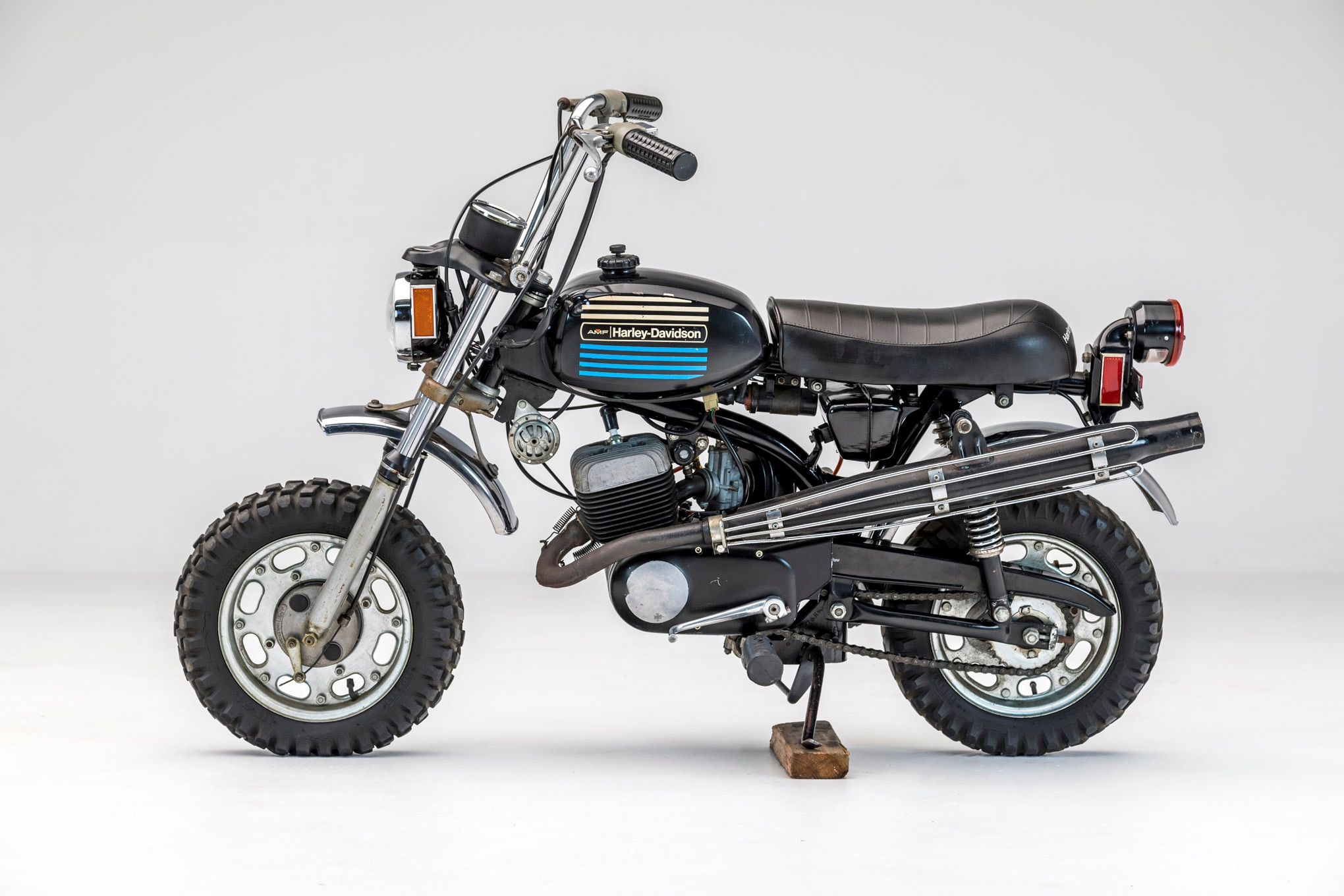 1975 Harley Davidson X90 Mini Bike