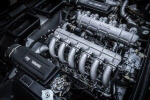1983 Ferrari 512 BBi Engine
