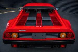 1983 Ferrari 512 BBi Rear