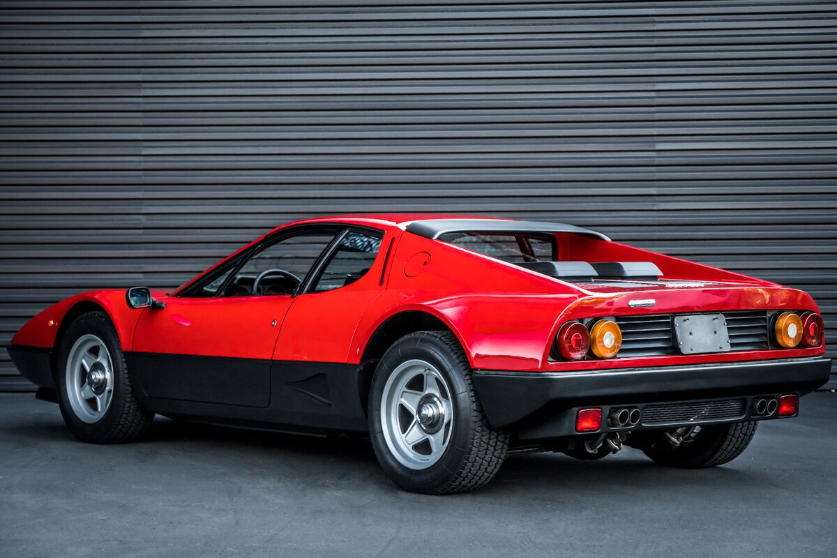 Just Listed: 1983 Ferrari 512 BBi | Automobile Magazine